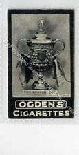 (Ga2886-444) Ogden's Tabs, G.I. A Series, #61 The English Cup 1902 VG-EX