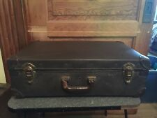 Vintage Bal Suitcase Luggage Bal Company Newark New Jersey