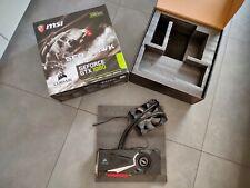 Scheda grafica MSI Nvidia GeForce GTX 1080 8GB Sea Hawk Hybrid per passaggio RTX