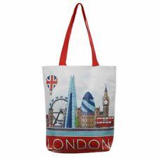 London Icons Tote Shopping Bag, Christmas Gift/Present/Stocking Filler