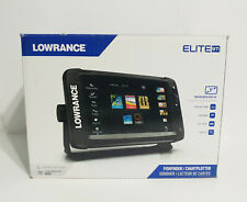 Lowrance Elite 9 Ti Gps Fish Finder Empty Box Only
