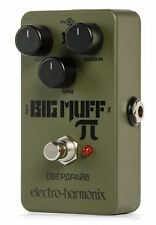 Electro-harmonix Verde Russo Big Muff Distorsione/sustainer Pedale