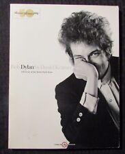 1991 BOB DYLAN by Daniel Kramer FN+ 6.5 1st Citadel Paperback