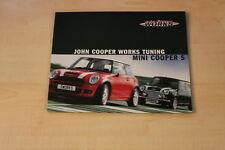 70604) Mini Cooper S Works JWC Prospekt 03/2003