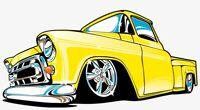Hot Wheels, Matchbox, Johnny Lightning & others Pickup Trucks