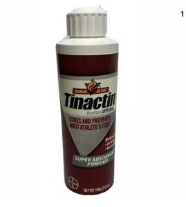 (1) Tinactin Antifungal Super Absorbent Powder 3.8 oz