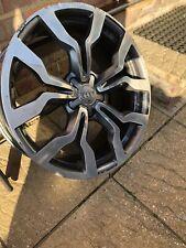 4 X Genuine Audi R8 V10 Alloy Wheels
