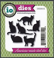 Cat Set Steel Die for Scrapbooking (Die083K)