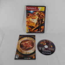 Sony Playstation 2 Greatest Hits Jak 3 PS2 Game