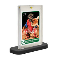 Ultra Pro ONE-TOUCH Stand 35pt 10-pack | Black Trading Card Display