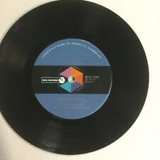 """Rick Nelson And The Stone Canyon Band Garden Party VG 7"""" Single Record"""