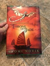 Throne of Jade Temeraire Book 2 Signed Numbered Limited Edition Naomi Novik