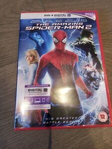 The Amazing Spider-Man 2 (DVD, 2014)