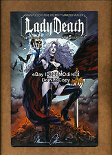 2011 Lady Death #5 Signed Brian Pulido Boundless First Print
