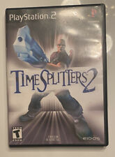 Time Splitters 2 Sony PlayStation 2 Ps2 Complete - Case & Game UNTESTED READ DES