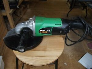Hitachi G23ST 2000W Angle Grinder - Green