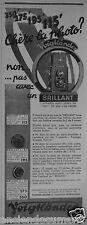 PUBLICITE 1933 VOIGTLANDER LA PHOTO PAS CHÈRE AVEC UN BRILLANT - ADVERTISING