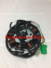 Scooter GY6 150cc High Quality 8 Pole Magneto Stator. AC POWERED
