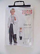 Doctor Lab Coat Large/12-14 Child Costume Halloween Party Birthday Dress up