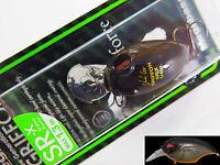 Megabass - New SR-X GRIFFON 43mm 1/4oz. GG KURO DEME