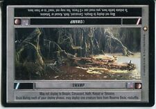 Star Wars CCG Special Edition Swamp LS