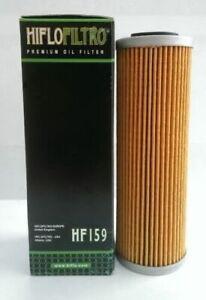 Hiflo Filtro de Aceite Para Ducati Panigale 899/959/1199/1299 (2012 A 2018)