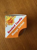 Chupa Chups Mango Sorbet Scented Candle & Glass Holder - New & Boxed