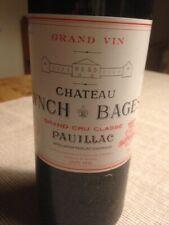 Bordeaux Chateau Lynch Bages 2000