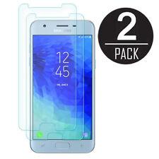 2X Tempered Glass for Samsung Galaxy J3 Achieve Star J3 (2018) J3V 3rd Gen J337