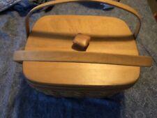 Longaberger Basket L254