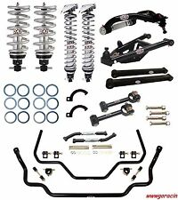 QA1 Level 2 Suspension Kit Handling,Fits 1968-1972 Chevelle,GTO,El Camino,Malibu