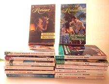 Harlequin Romance Books Lot Of 14 Paperbacks Wilder Taylor Macomber Ker Dale