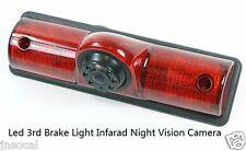 Backup Camera IR Night Vision for Silverado & Ford Utility Trucks and RV Van