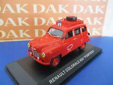 Die cast 1/43 Modellino Auto Renault Colorale 4x4 Pompieri