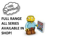 Lego minifigures ralph wiggum the simpsons series 1 (71005) new factory sealed