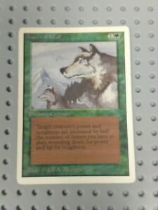 MTG - Aspect of Wolf - Unlimited Edition