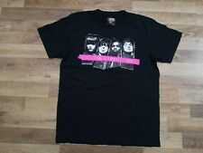Rare True Vintage OG 2000's THE LIBERTINES Last UK Tour 2004 Promo Album T Shirt