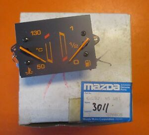 original Mazda 626 (GC) GG32-55-481,Tankanzeige (Tacho) Füllstandsanzeige