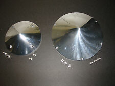 NEW KARATA  BILLET ALUMINUM FRONT & REAR PULLEY COVER & GUIDE