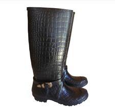 Stivali pioggia gomma Essensole Donna 38 | eBay