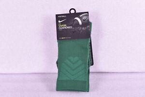 Youth Nike Vapor Cushioned Football Crew Socks - Choose SIze & Color