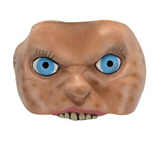 Happy Death Day Mask Latex Chucky Half Face Mask Halloween Cosplay Costume Prop
