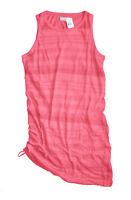 Ann Taylor LOFT - Women's XL - NWT$59 - Tonal Coral Striped Cotton Tank Dress