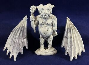1+ Heritage Metal Miniatures D&D 1981 Monsters Orcus some paint/primer TSR LOTR