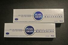 PEARL DROPS Triple Power Whitening Toothpaste, 90ML x 2