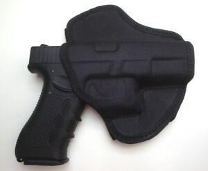 Schnellzieh-Holster für Glock 17 &19, Zoraki 917