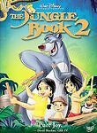 WALT DISNEY THE JUNGLE BOOK 2 DVD S.TRENBIRTH-H.OSMENT-J.GOODMAN - FREE SHIPPING