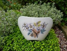 Vintage Midwinter Fashion shape Orchard Blossom sugar bowl - 1960s