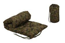 [vita-line]  Futon military look Reisematratze Rollbar Gästematratze incl. Bag