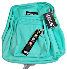 """Trans by JanSport 17 Supermax Backpack w/15"""" Laptop Sleeve - Tropical Teal"""